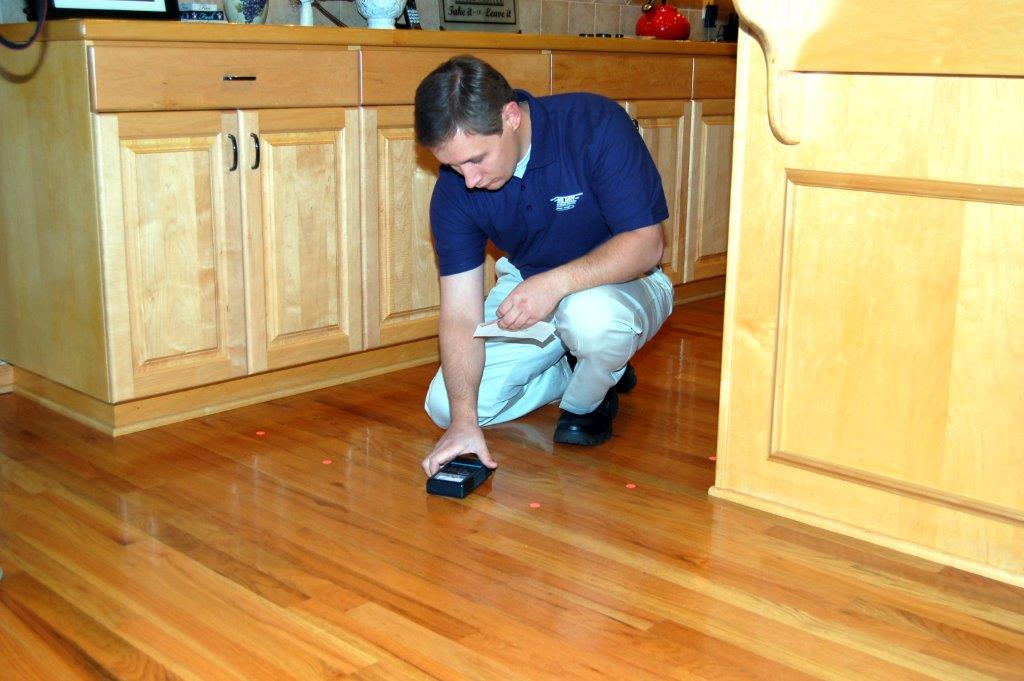 Drying Hardwood Floors Water Damage Repair Kansas City